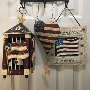 Patriotic collection